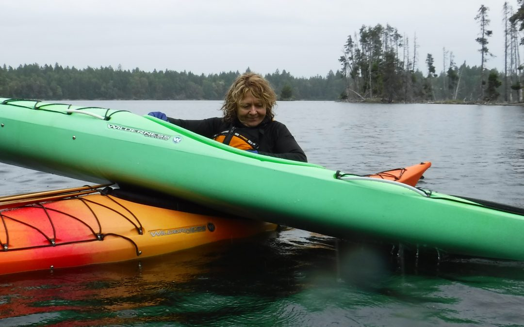 Sea Kayaking Level 1 Skills