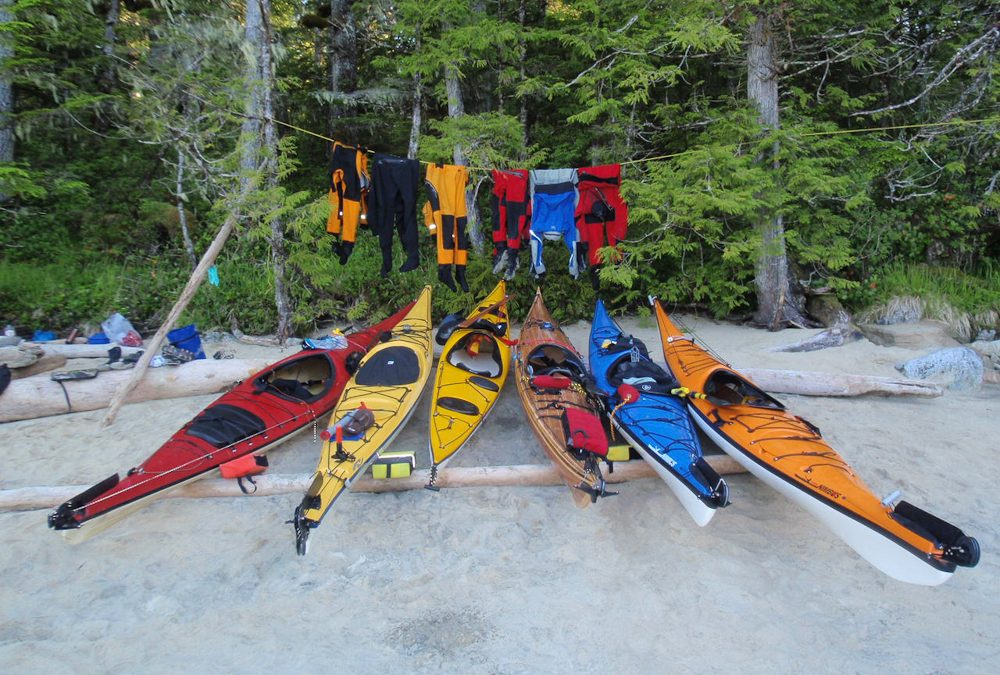 Sea Kayaking Level II Skills