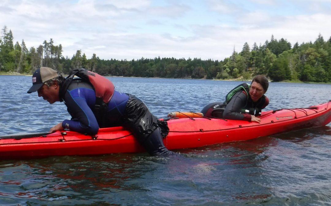 Basic Intro to Sea Kayaking